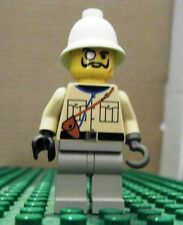LEGO MINIFIGURE - ADVENTURERS – BARON VON BARRON – GENTLY USED