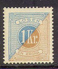Sweden #J22 VF Mint