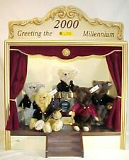 Steiff Teddy Bear 2000 Millenium Band Limited Edition