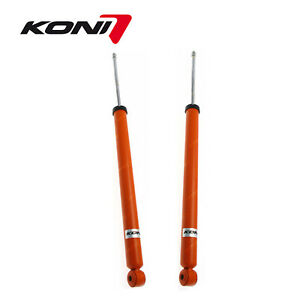 2 x Rear KONI STR.T Shock Absorbers for Mazda 3 MPS Mazdaspeed 3 01/09-13