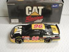 1997 David Green 96 CAT Racing Caterpillar Chevy Monte Carlo BANK ACTION 1;24