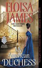 My American Duchess by Eloisa James (2016, Paperback)