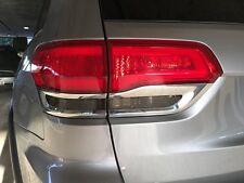 2014-2017 Jeep Grand Cherokee Taillight Turn Signal & Reverse Light Smoke Tint
