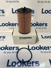 GENUINE VAUXHALL PETROL OIL FILTER CORSA D 2007-2014 1.2 1.4