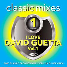 I Love David Guetta Vol. 1 CD: DMC Classic Mixes