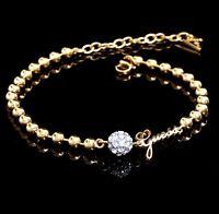 Guess UBA78004  Damen Armband IP Gold  Kristall neu