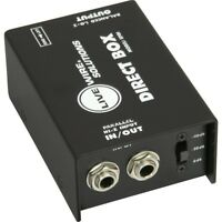 SPDI Passive Direct Box with Attenuation Pad