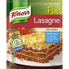 4 Bags  x KNORR Fix (Lasagne) **The Original**