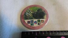 Vintage Birmingham Zoo  Gorilla Souvenir Pinback Button