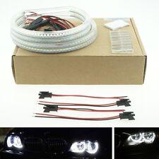 ANGEL EYES SMD LED RINGE STANDLICHTRINGE STANDLICHT BMW E46 2x146mm + 2x131mmNON