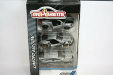 Majorette 212054019-limited series 5-set 2 - 3 vehículos-nuevo