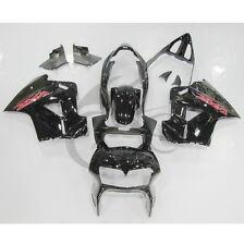 Painted Black Fairing Cover Bodywork Kit For Honda VFR800 VFR 800 98-01 99 00 2A