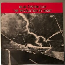 Blue Öyster Cult – The Revölution By Night Vinyl LP Europe 1983 Great!