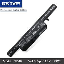SKOWER 4400mAh W540BAT-6 Battery for CLEVO W540EU W54EU W550 W550EU W55EU W540