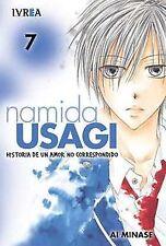 Namida Usagi, 7. NUEVO. Nacional URGENTE/Internac. económico. COMIC Y JUEGOS