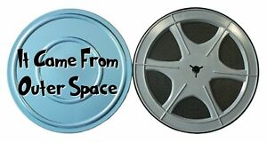 """8mm Film Movie It Came From Outer Space 5"""" in Metal Can"""