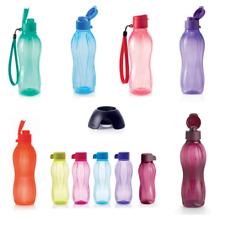 Flasche Tupperware EcoEasy Trinkflasche Aqua (1 L _ 750 _500 _310 ml) Mehrfarbig