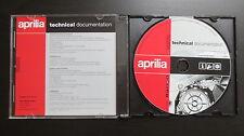 Aprilia Motor Typ 500 4T ie / PA500 Sprint Original Werkstatthandbuch auf CD-ROM