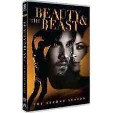 Dvd BEAUTY AND THE BEAST - Stagione 02 (Box 6 Dischi) Contenuti Speciali ..NUOVO