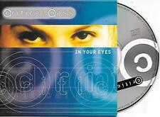 CRITICAL MASS - In your eyes CD SINGLE 3TR Cardsleeve 1998 Trance Eurodance