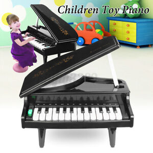 24 Key Kids Electronic Piano Keyboard Sound & Light Musical Educational Toy