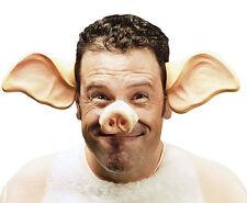 Riesen Schweine Ohren NEU - Zubehör Accessoire Karneval Fasching