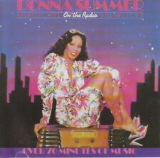 Donna Summer On The radio CD incl: Bad Girls, I Feel Love 1979