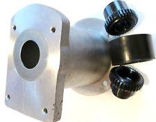 PORTEUR DE POMPE aluminium pour moteur à Essence BG 2 + embrayage d 25,0/88,5