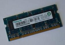 1gb Ramaxel pc2-6400s-666 de HP g60-125nr RAM de memoria (o7)