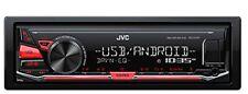 Jvc Kdx141 Sinto Car USB AUX Ill.bianco -