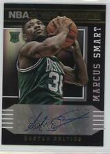 New listing 2014-15 NBA Hoops Hot Signatures Marcus Smart #71 Rookie Auto
