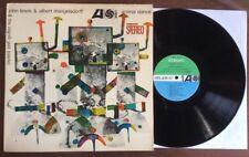 John Lewis & Albert Mangelsdorff / Zagreb Jazz Quartet ANIMAL DANCE - vinyl LP