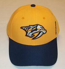 Nashville Predators NHL Eishockey Reebok Cap Kappe One Size Klettverschluss
