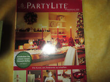 Partylite Katalog Herbst/Winter 2008