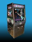 Mini Tron Arcade Cabinet Collectible Display