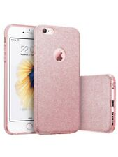 iPhone 6s Case - Imikoko Fashion Luxury Protective Hybrid Beauty Crystal - Rose