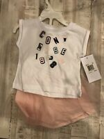 Converse Girls 2 Piece Set Size 12 Months New With Tags