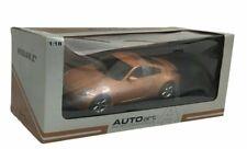 AUTOart | 2002 Nissan 350 Z (LH Drive) | Sunset Orange | 77312 | NEW | #10192