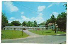 postcard Lanesboro Massachusetts MA