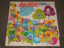 Alex Dolby~Psiko Garden (Remixes)~2004 Electronic Trance / House~Italian IMPORT