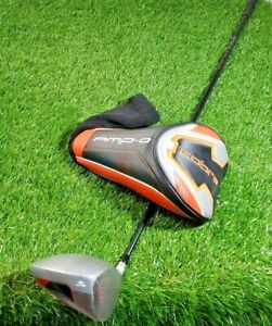 **NICE** Cobra AMP-D Driver 9.5* Stiff Flex Speed Tuned 65g