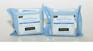 2X-Neutrogena Makeup Remover Cleansing Towelettes FRAGRANCE FREE, 50 Towelettes