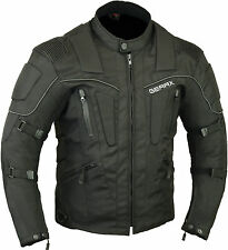 Storm Motorbike Motorcycle Protection Jacket Waterproof With Airvents XL