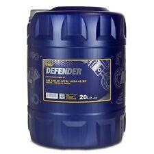 Motoröl MANNOL Defender SAE 10W-40 MB 229.1 VW 501.01 VW 505.00, 20 Liter