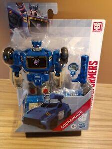 Transformers Decepticon Soundwave