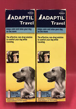New listing 2/ Box Adaptil Travel Calm Spray Dogs 60 ml Calm and Relax your Dog 11-2024