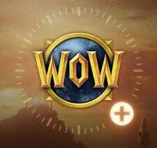 World of Warcraft - 1 Year Game Time Subscription - WoW Digital Game Code