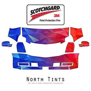 Cadillac Escalade 2007-2014 PreCut 3M Scotchgard Paint Protection Clear Bra Kit