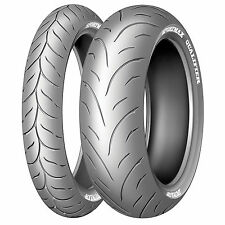 Dunlop Sportmax Qualifier D209 180/55 ZR17 73W Rear Motorcycle / Bike Tyre
