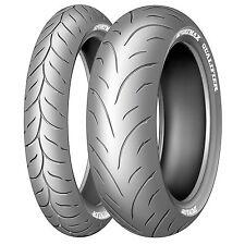 Dunlop Sportmax Qualifier D209 180/55 ZR17 73W Rear Motorcycle / Bike Tyre